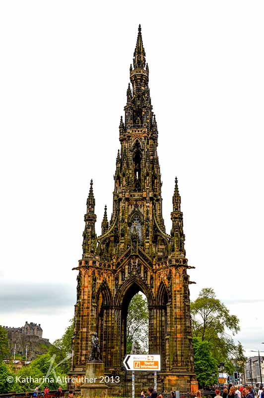 Scotts Monument
