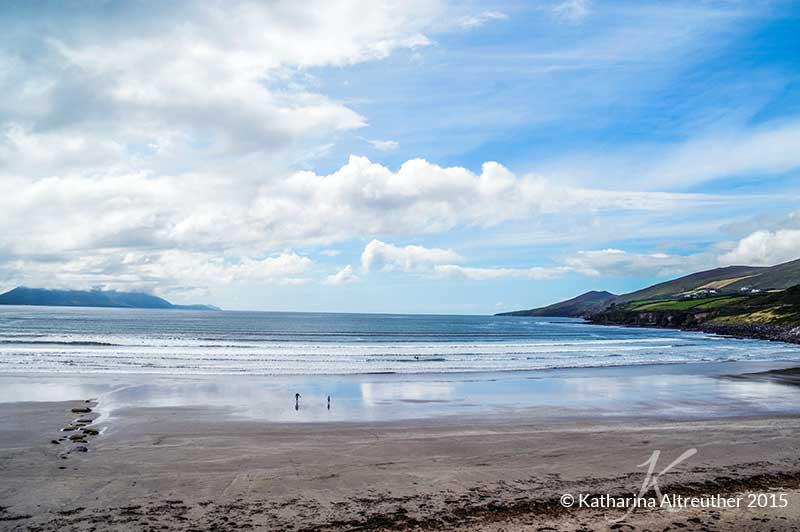 Dingle Bay im County Kerry