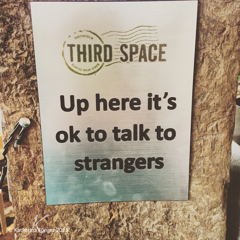 Third Space Café in Dublin