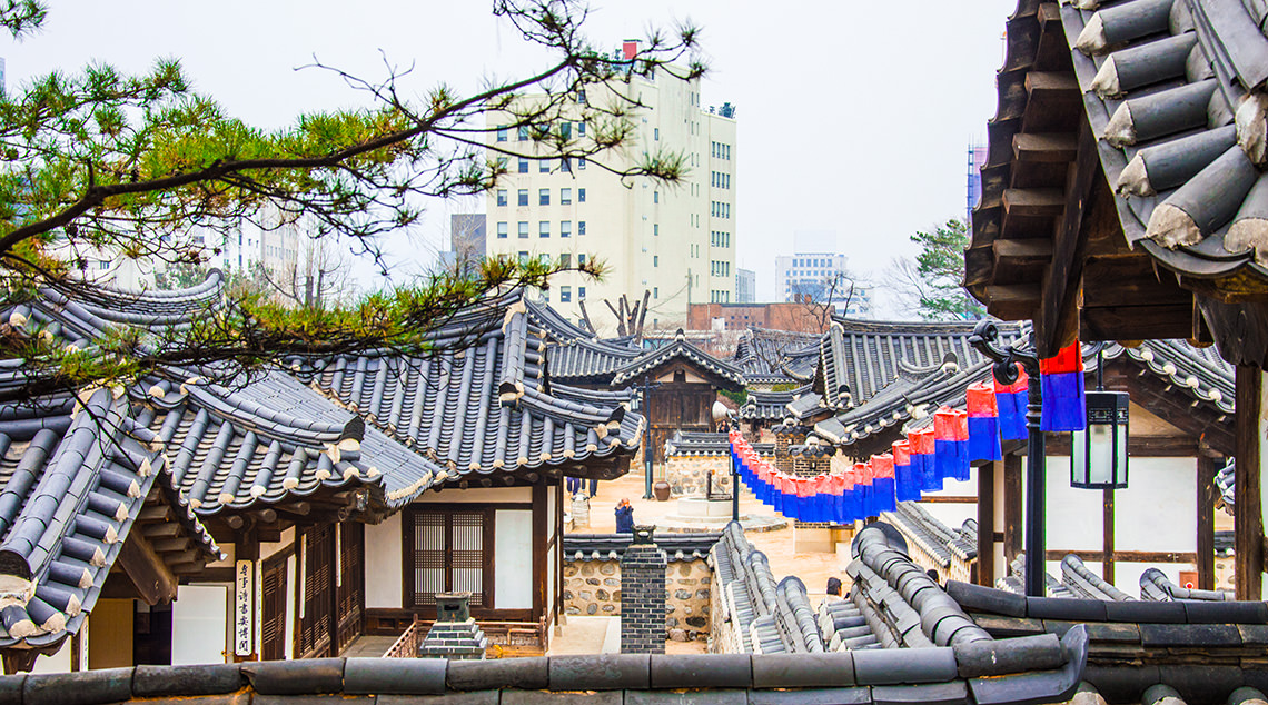 Koreas Hanok Villages