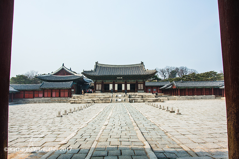 Der Changgyeonggung in Seoul