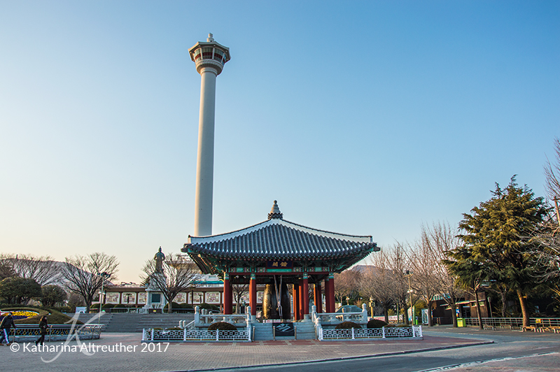 Busan Tower in Busan