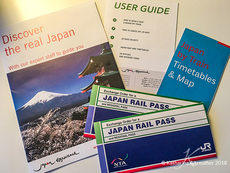 Japan Rail Pass Coupon