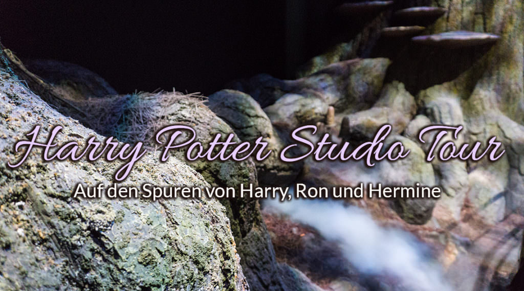 Warner Bros. Harry Potter Studio Tour