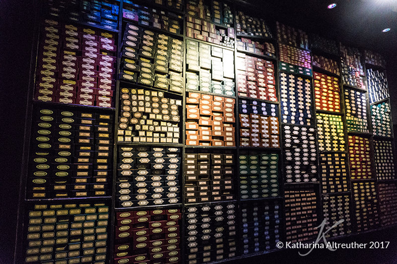 Die Harry Potter Studio Tour