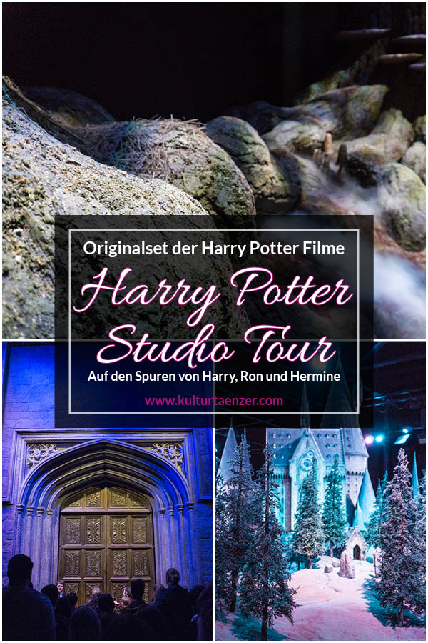 Die Harry Potter Studio Tour von Warner Bros.