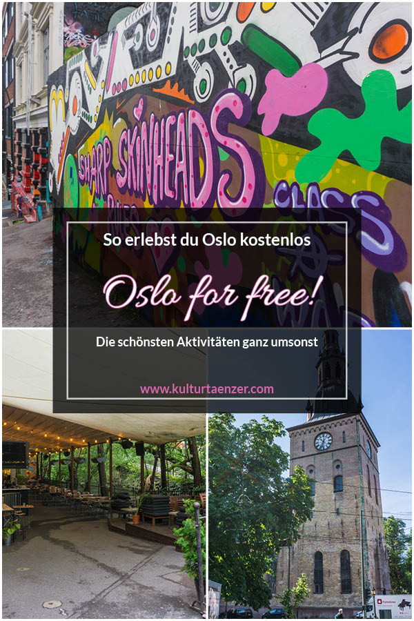 Oslo for free!