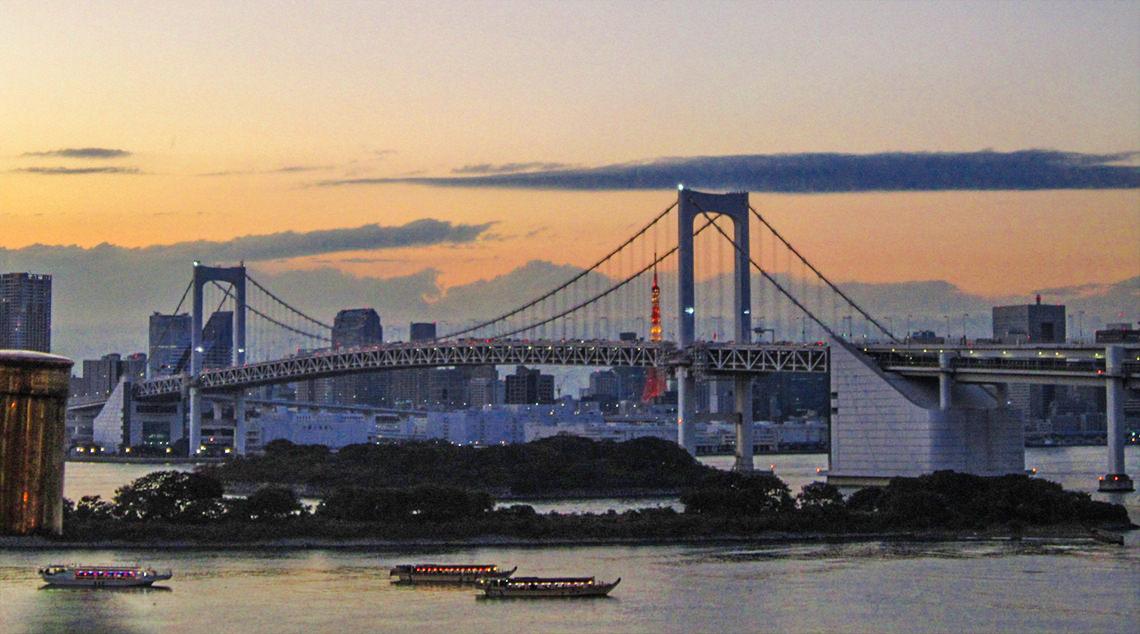 Einzigartiges Tokio – Sightseeingtipps für die japanische Hauptstadt