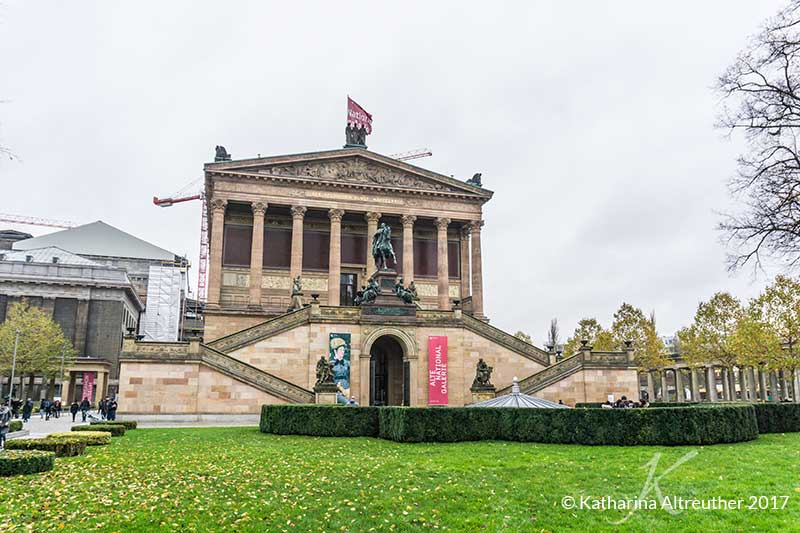 Die Alte Nationalgalerie