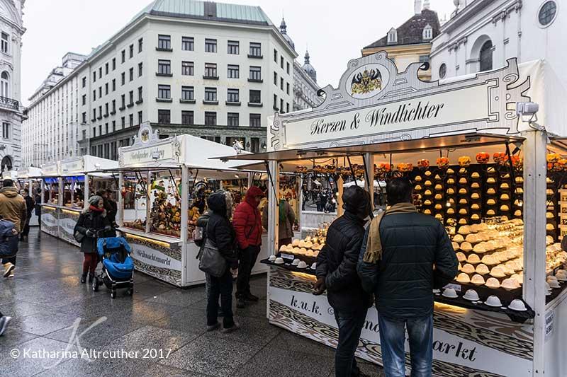 K.u.k. Weihnachtsmarkt am Michaelerplatz