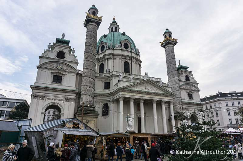 Art Advent am Karlsplatz