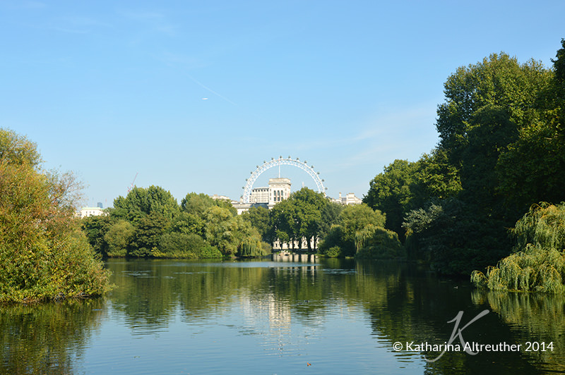 London's St. James Park