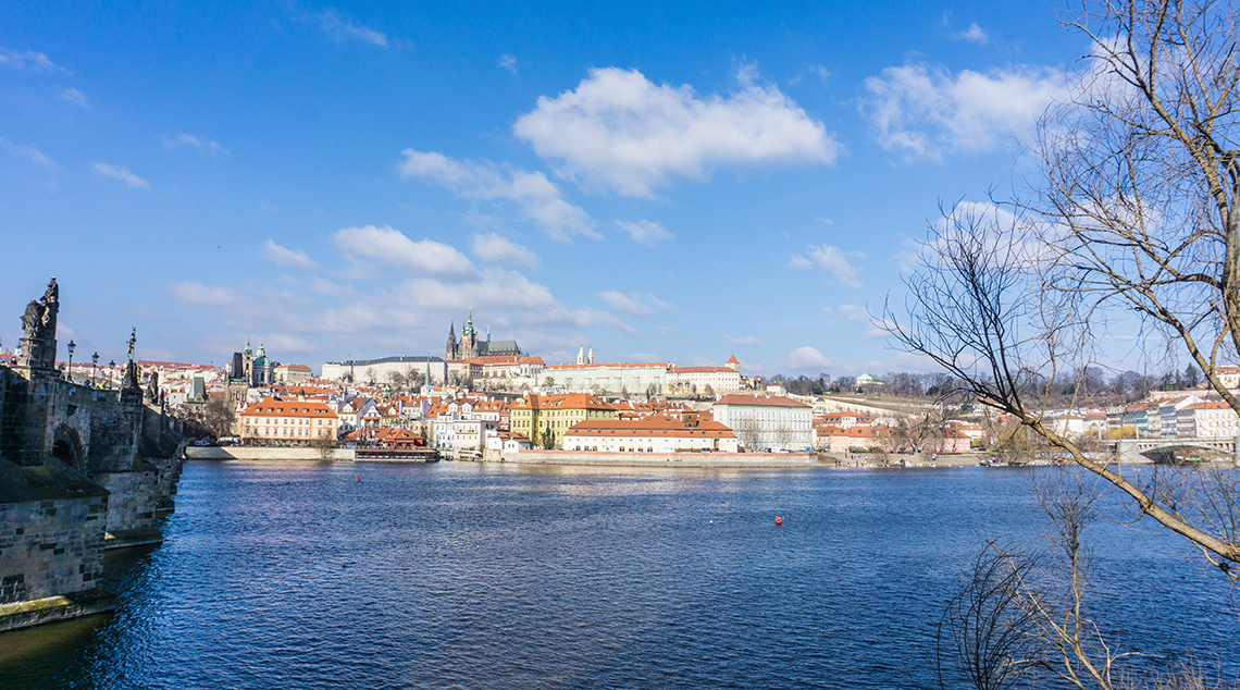 Ein Spaziergang durch Prag