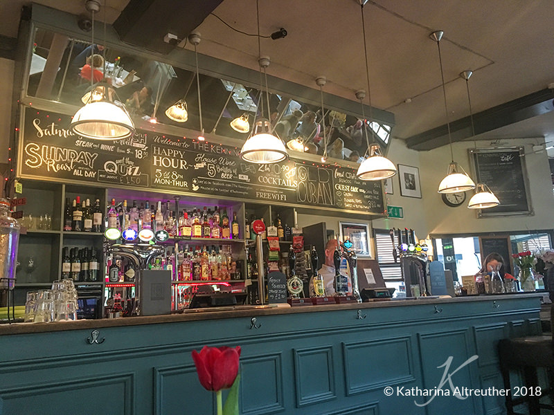 The Kennington Pub
