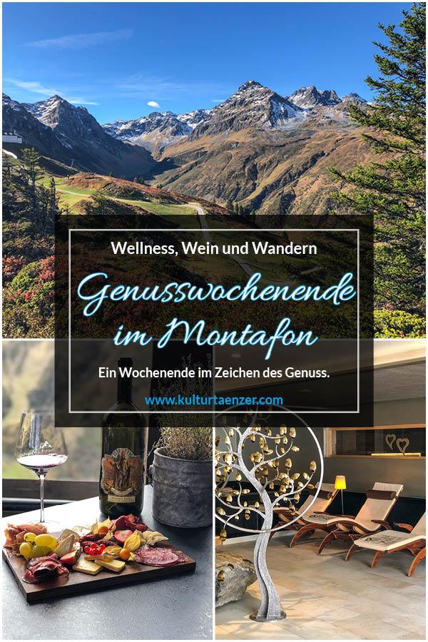 Genusswochenende im Montafon - Wellness, Wein und Wandern