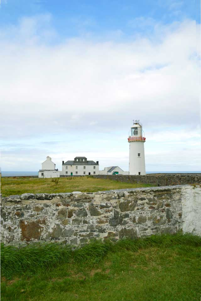 Loop Head Lighthouse in der Nähe von Limerick