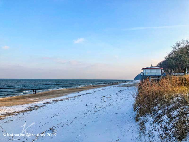 Usedom im Winter