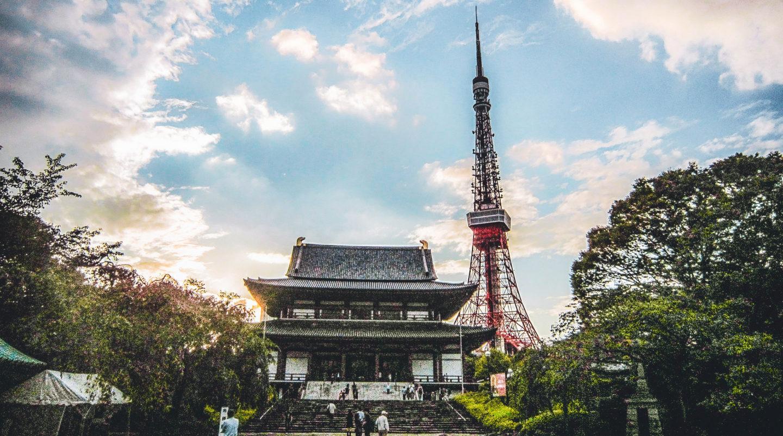 Der ultimative Städteguide für Tokio - Tokio Reisetipps und Sehenswürdigkeiten