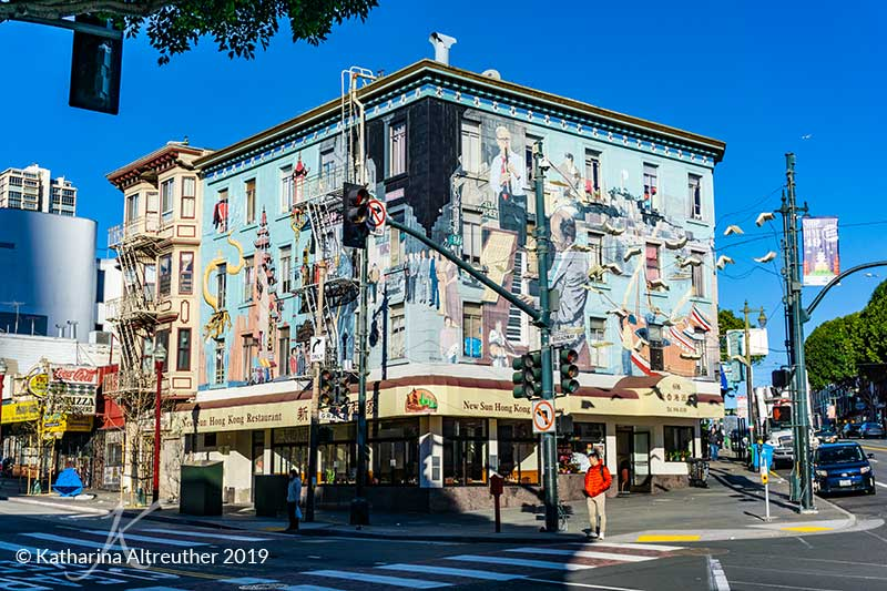 StreetArt in San Francisco