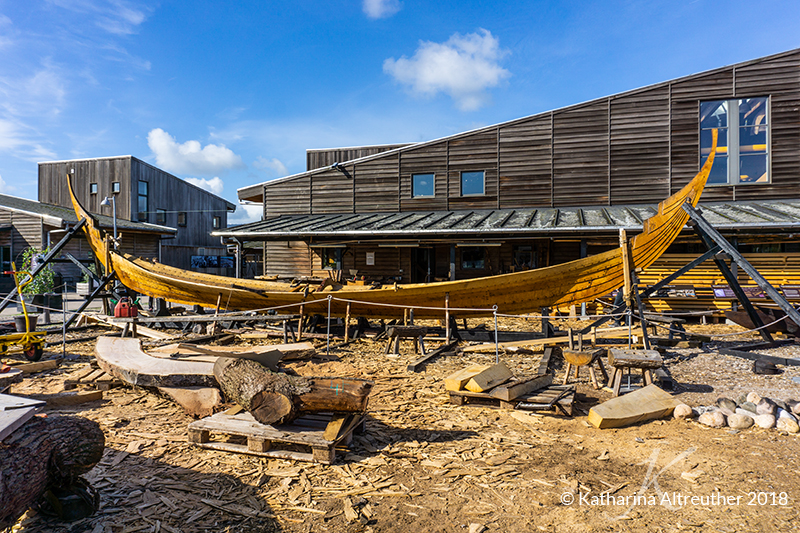 Kopenhagen off the beaten path - Wikingerschiffsmuseum Roskilde