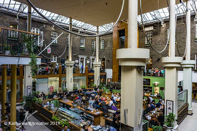 Das Powerscourt Center in Dublin