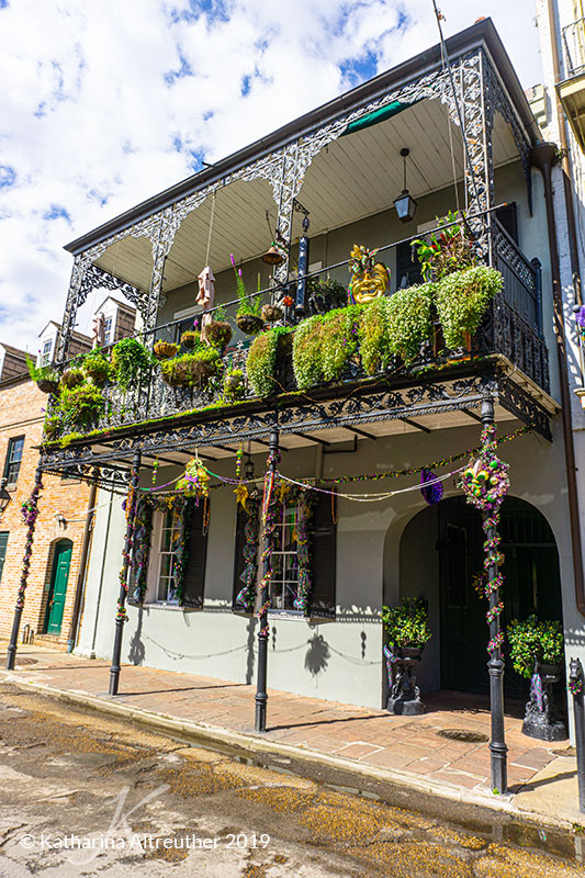 3 Tage in New Orleans