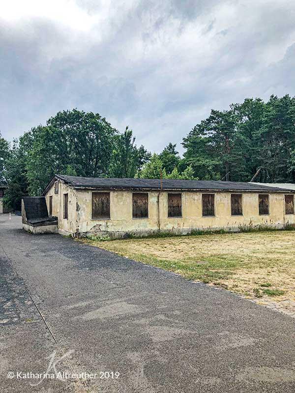KZ Sachsenhausen in Oranienburg