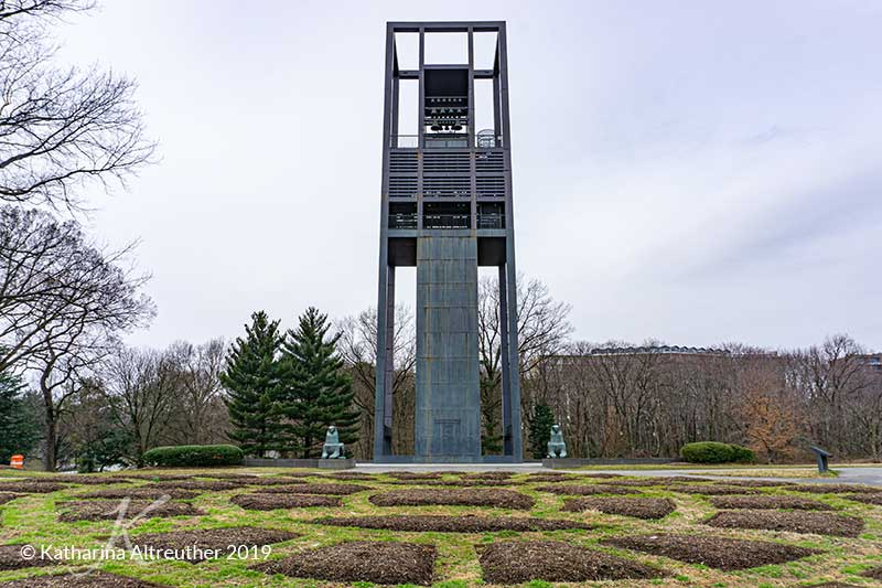 Netherlands Carillon in Arlington