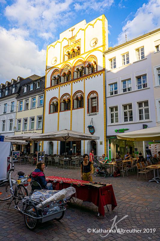 Dreikönigenhaus in Trier