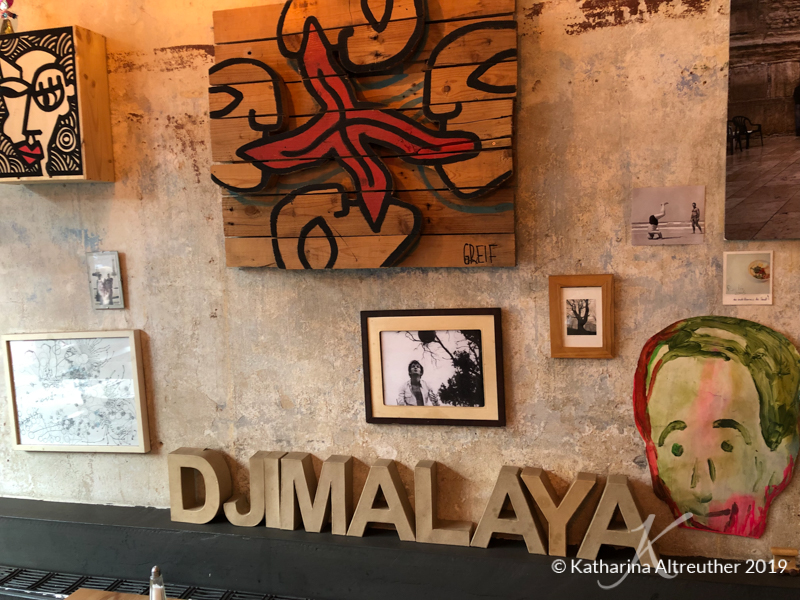 Djimalaya in Berlin