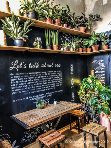 The Greens Coffee and Plants