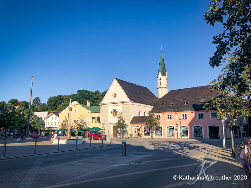 Bad Aibling im Chiemsee Alpenland